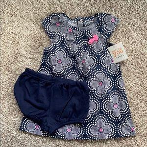 Carter's Dresses - Carters Dress & Bloomers